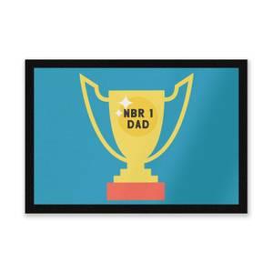 Nbr 1 Dad Cup Entrance Mat