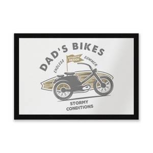 Dad's Bikes Entrance Mat