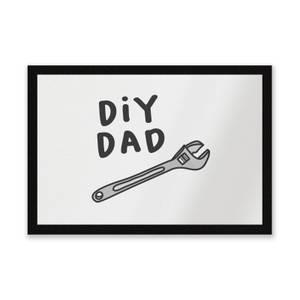 DIY Dad Entrance Mat