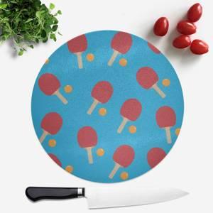 Ping Pong Round Chopping Board