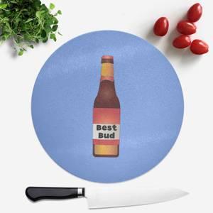 Best Bud Round Chopping Board