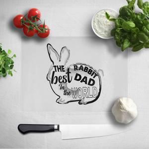 Rabbit Dad Chopping Board