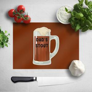 Dad's Stout Chopping Board