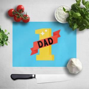 1 Dad Chopping Board
