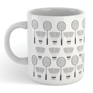 Badmington Mug