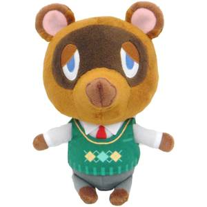 Animal Crossing - Tom Nook Plush 20cm