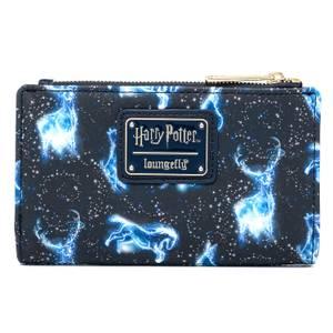 Loungefly Harry Potter Patronus Aop Wallet