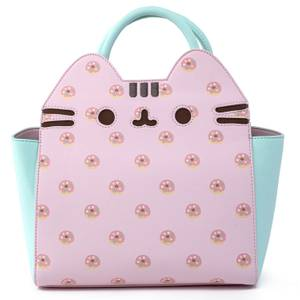 Loungefly Pusheen Big Kitty Donuts Crossbody Bag
