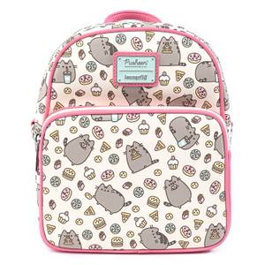 Loungefly Pusheen Snackies Mini Backpack