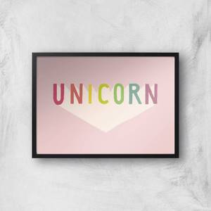 Unicorn Giclee Art Print