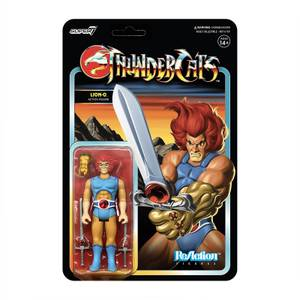 Super7 Thundercats ReAction Figure - Lion-O