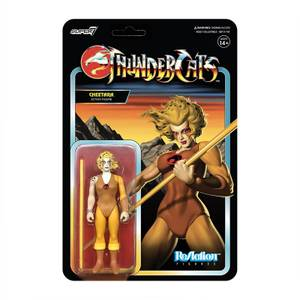 Super7 Thundercats ReAction Figure - Cheetara