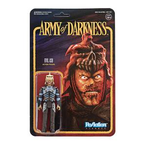 Super7 Army of Darkness ReAction Figure - Evil Ash