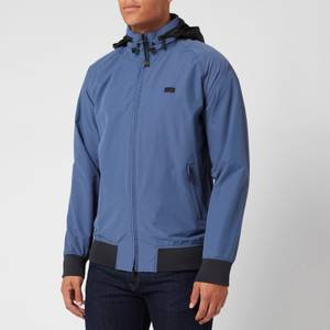 Barbour International Men's Illford Jacket - Blue Metal