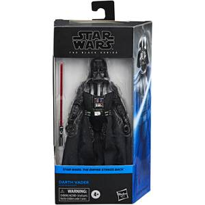 Figura Darth Vader - Star Wars The Black Series