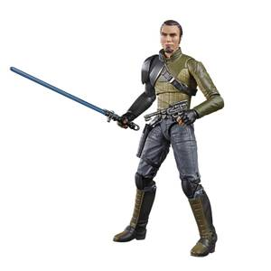 Star Wars The Black Series, figurine de collection de Kanan Jarrus