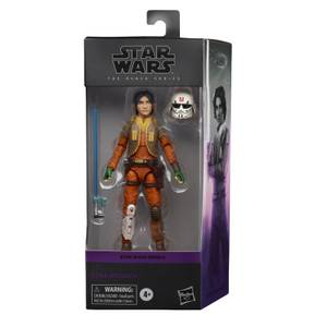 Star Wars The Black Series, figurine de collection d'Ezra Bridger