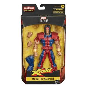 Hasbro Marvel Legends Deadpool Warpath 6-Inch Scale Figure