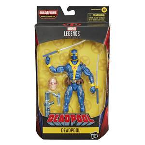Hasbro Marvel Legends Deadpool 6-Inch Scale Figure