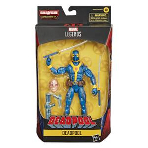 Figura Deadpool - Hasbro Marvel Legends Series