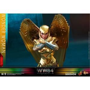 Hot Toys Wonder Woman 1984 Movie Masterpiece Action Figure 1/6 Golden Armor Wonder Woman (Deluxe) 30cm