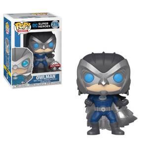 DC Comics Batman Owlman EXC Funko Pop! Vinyl
