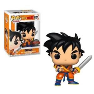 Dragon Ball Z Young Gohan w/ Sword EXC Figura Pop! Vinyl