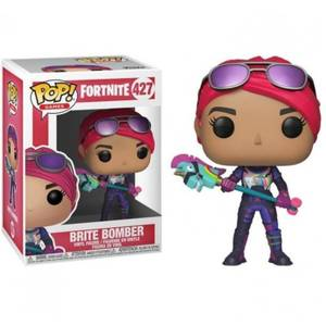 Fortnite Brite Bomber Metallic EXC Pop! Vinyl Figure