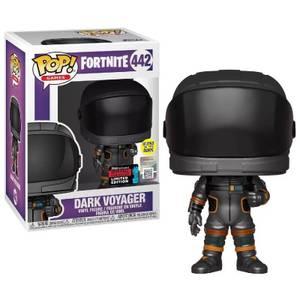Fortnite Dark Voyager Metallic GITD NYCC 2019 EXC Pop! Vinyl Figure
