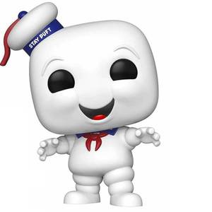 Ghostbusters Stay Puft 10-Inch EXC Pop! Vinyl Figure