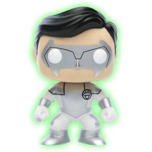 DC Comics Green Lantern Kyle Rayner White Lantern GITD EXC Figura Pop! Vinyl