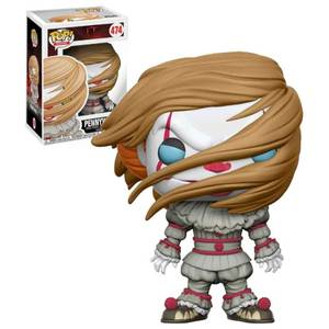 IT Pennywise with Wig EXC Funko Pop! Vinyl