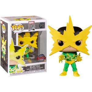 Marvel 80th Electro First Appearance EXC Figura Pop! Vinyl