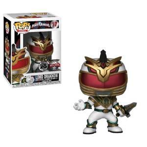 Power Rangers Lord Drakkon EXC Pop! Vinyl Figure