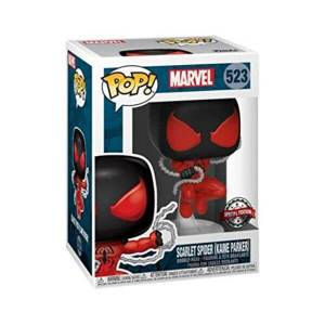 Marvel Spider-Man Scarlet Spider EXC Funko Pop! Vinyl