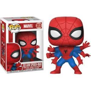 Marvel Spider-Man Six Arm Spider-Man EXC Funko Pop! Vinyl