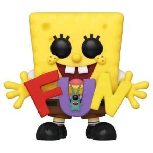 Spongebob Squarepants (FUN) EXC Pop! Vinyl Figure