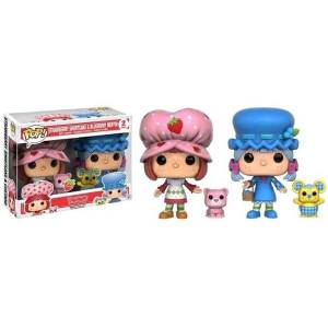 Strawberry Shortcake & Blueberry Muffin Scented 2-Pack EXC Figura Pop! Vinyls