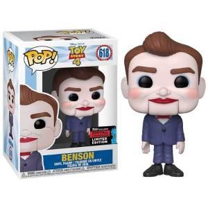 Toy Story 4 Benson NYCC 2019 EXC Figura Pop! Vinyl