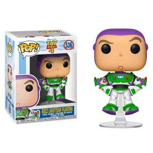 Toy Story 4 Buzz Lightyear Floating EXC Figura Pop! Vinyl
