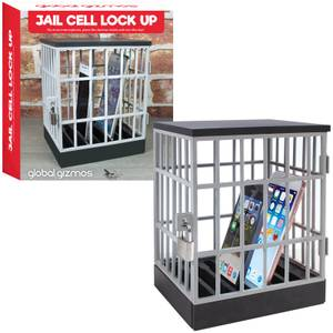 Global Gizmos Jail Cell Lock Up