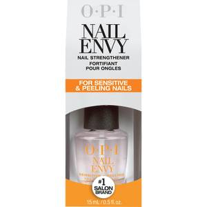 OPI Nail Envy Nail Strengthener Treatment Sensitive and Peeling Formula 15ml