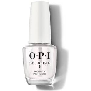 OPI Gel Break Protective Top Coat Clear 15ml