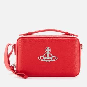 Vivienne Westwood Women's Johanna Camera Bag - Red