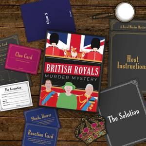 Royal Murder Mystery Game