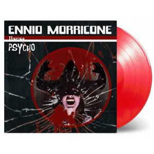 Ennio Morricone - Themes: Psycho LP (Red)