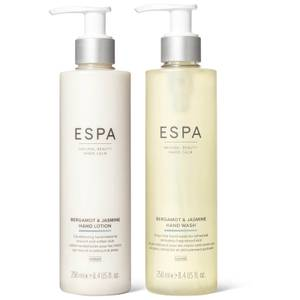 Bergamot & Jasmin Hand Collection (Worth £38.00)