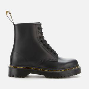 Dr. Martens 1460 Bex Smooth Leather 8-Eye Boots - Black