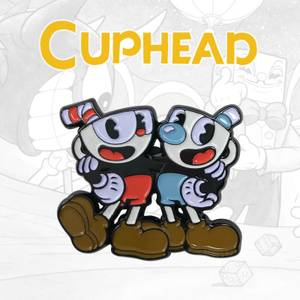 Cuphead Limited Edition Speld Badge