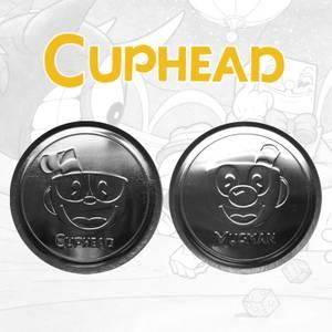 Cuphead Drinks Coasters
